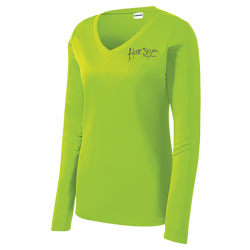 Women's Lime Shock Hook Spit