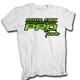 Men's HookSpit Pro Team White/Green T-Shirt