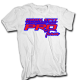 Men's HookSpit Pro Team White/Red T-Shirt